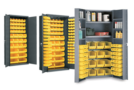 Bin Cabinets