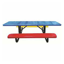 8 seats usa for Leisure craft picnic tables