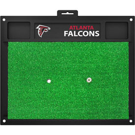 Fanmats Atlanta Falcons Golf Hitting Mat (Green)