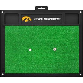 Fanmats Iowa Hawkeyes Golf Hitting Mat (Green)
