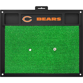 Fanmats Chicago Bears Golf Hitting Mat (Green)