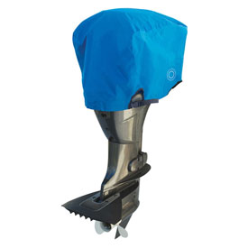 Wake Trailerable Outboard Boat Motor Cover